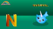 Rainbow Kidz Narwhal