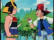 Ash vs Samurai