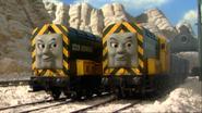 Iron Arry and Iron Bert