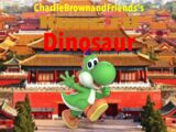 Kung Fu Dinosaur (CharlieBrownandFriends Style)