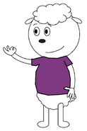 Mr Aaron Sheepish (Brain)