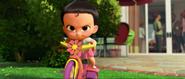 The Boss Baby - Staci on her flower bike