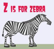 Total Drama Zebra