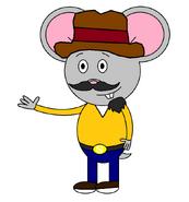 Mr. Einstein Hamster (Yancy O'Del)