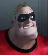 Mr. Incredible in Incredibles 2