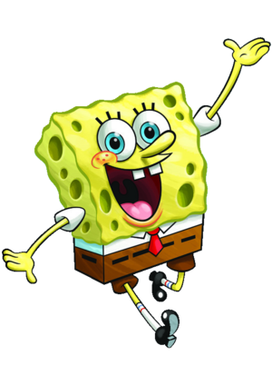 NEW Spongebob squarepants