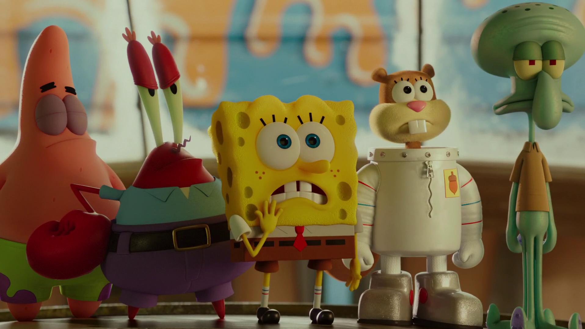 image spongebob and friends about island jpg the parody wiki