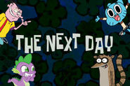 The Next Day Card
