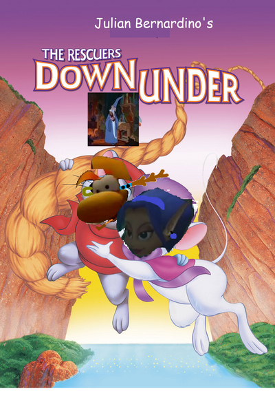 The Rescuers Down Under.