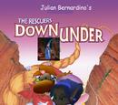 The Rescuers Down Under (Julian Bernardino Style)