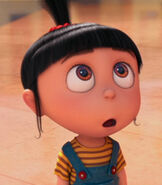 Agnes in Despicable Me 2