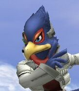 Falco in Super Smash Bros. Brawl