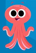 Octopus down in the deep blue sea super simple songs