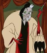 Profile - Cruella