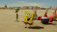 Spongebob and friends 3d