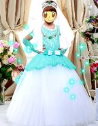2020 Sandra Cure Clover - Princess Bride