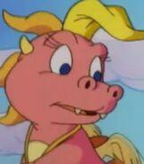 Cassie in Dragon Tales