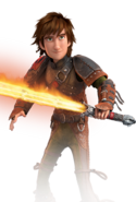 Challenge character hiccup
