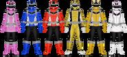 Digimon Hero Rangers