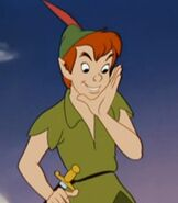 Peter Pan in Peter Pan