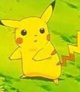 Pikachu in Pokemon the First Movie