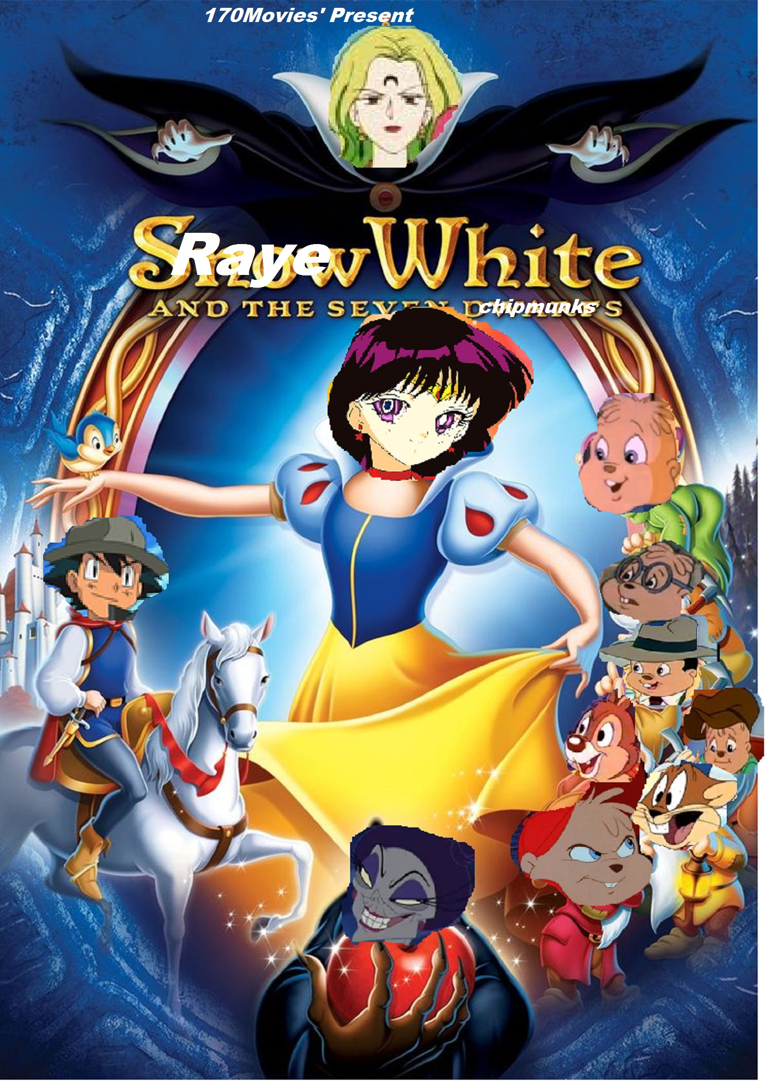 raye white and the seven chipmunks