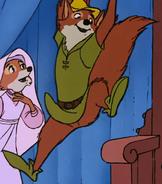 Robin hood drops down 2