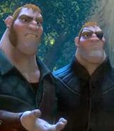 Stabbington Brothers in Tangled