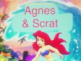 Agnes & Scrat (Lilo & Stitch)