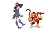 Atsuko Meets Monkey