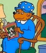 Mama Bear in The Berenstain Bears in the Dark (Living Books Version)