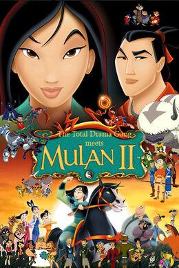 The TD Gang meets Mulan 2 Poster