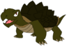 Crunch the Alligator Snapping Turtle