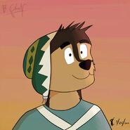 Dat cute rock dog c by itsdablazewolf d92ur38-pre