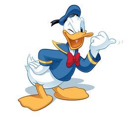 Donald duck version