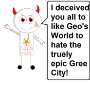 Geo guy is the antichrist by uiise-d6d5bjp