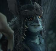 Mandrake As Judge Claude Frollo