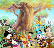 Pooh's Adventures Team (Shadow101815)