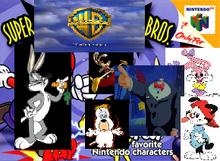 Super Warner Bros
