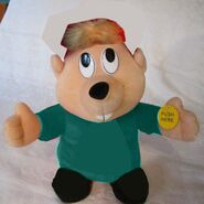 Theodore Dancing Plush
