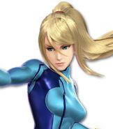 Zero Suit Samus in Super Smash Bros. Ultimate