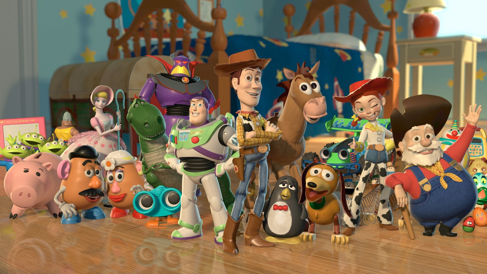 Cute Toys Toy Story Characters Hd 350
