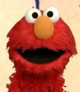 Elmo in School