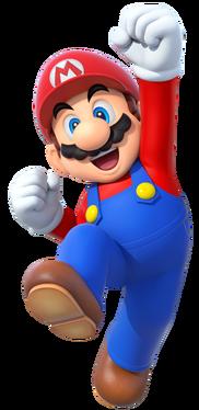 Mario super mario