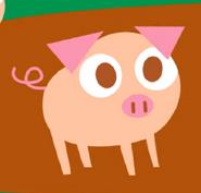 PBS Kids Pig