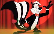 Pepe sings nose 7