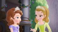 Princess Amber & Prince James Aunt Tilly Embarasses Her & James