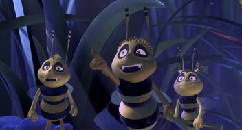 Sting's Siblings (Maya the Bee Movie)