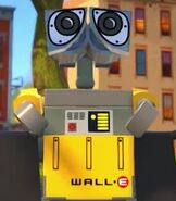 WALL-E in Lego The Incredibles