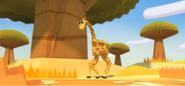 Zoobabu Giraffe